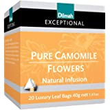 Dilmah Exceptional Chamomile, 40 Grams