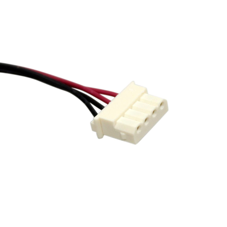 GinTai Replacement for DD0ZSPAD000 DD0ZSPAD001 DD0ZSPAD010 DD0ZRTAD100 ACER E5-573 DC Jack Cable Socket