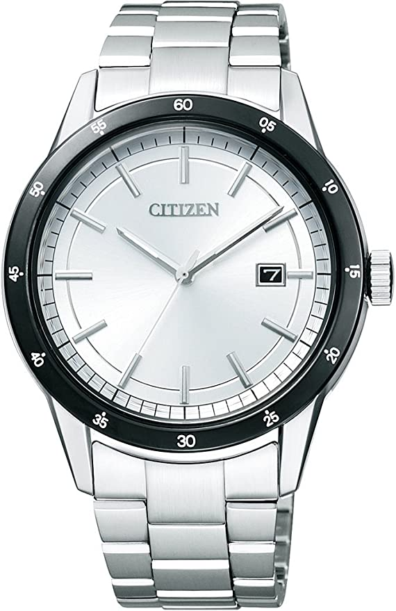 [シチズン]CITIZEN 腕時計 Citizen Collection シチズン コレクション Eco-Drive エコ・ドライブ フレキシブルソーラー メタルフェイス AW1164-53A メンズ
