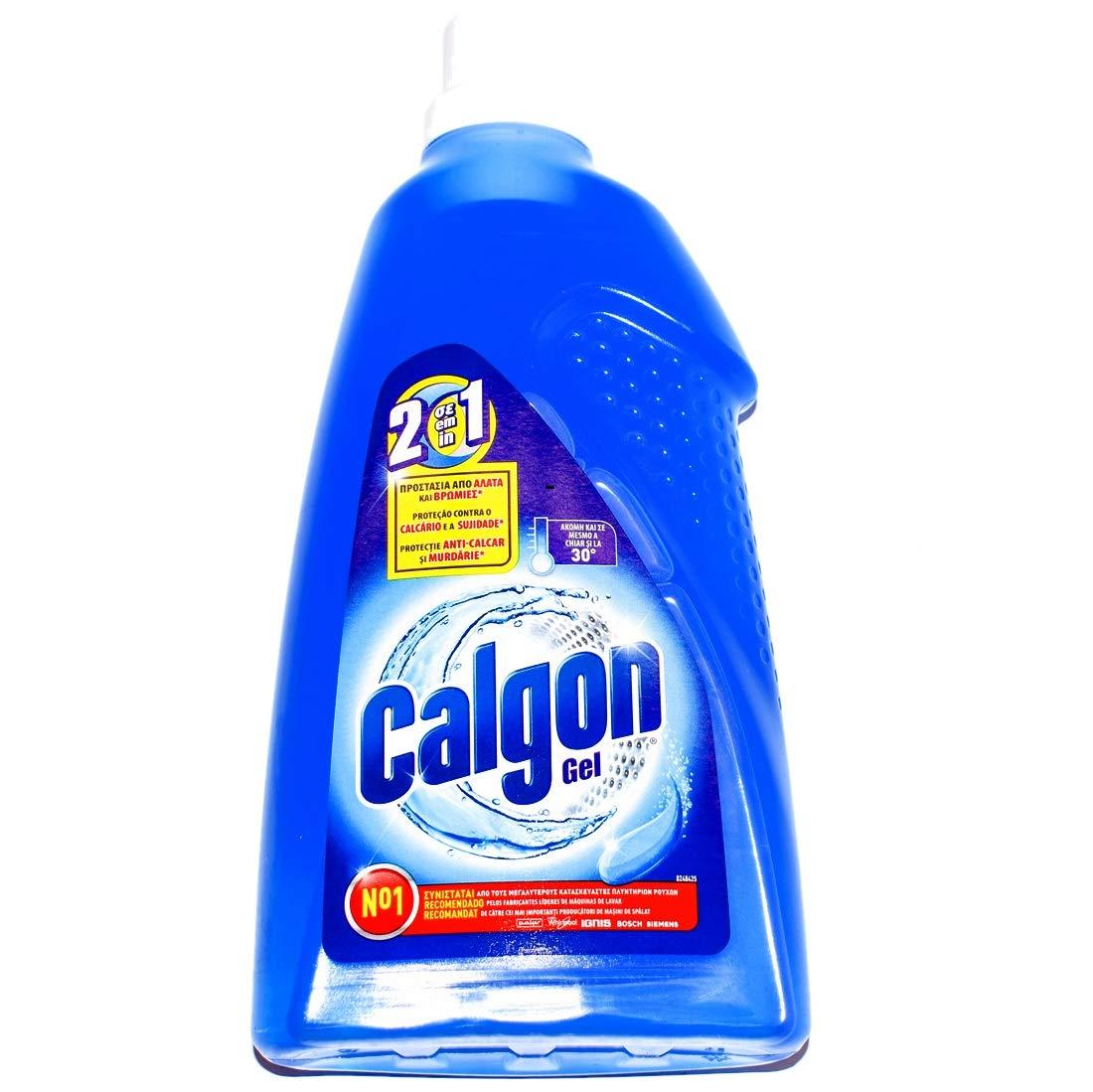 Calgon Gel - Antical 2 en 1: Amazon.es: Alimentación y bebidas