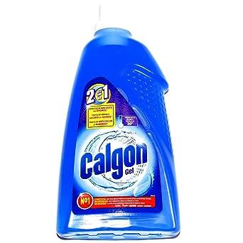 Calgon Gel - Antical 2 en 1, 750 ml, 12: Amazon.es: Industria ...