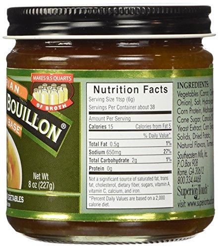 Amazon.com : Better Than Bouillon, No Chicken Base, Vegan Certified 8 oz. : No Chicken Broth : Grocery & Gourmet Food