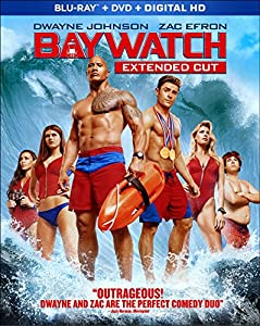 Cover Image for 'Baywatch (Blu-ray, DVD, Digital HD)'