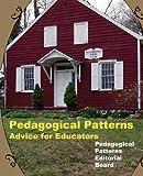 Pedagogical Patterns, Joseph Bergin, 1479171824