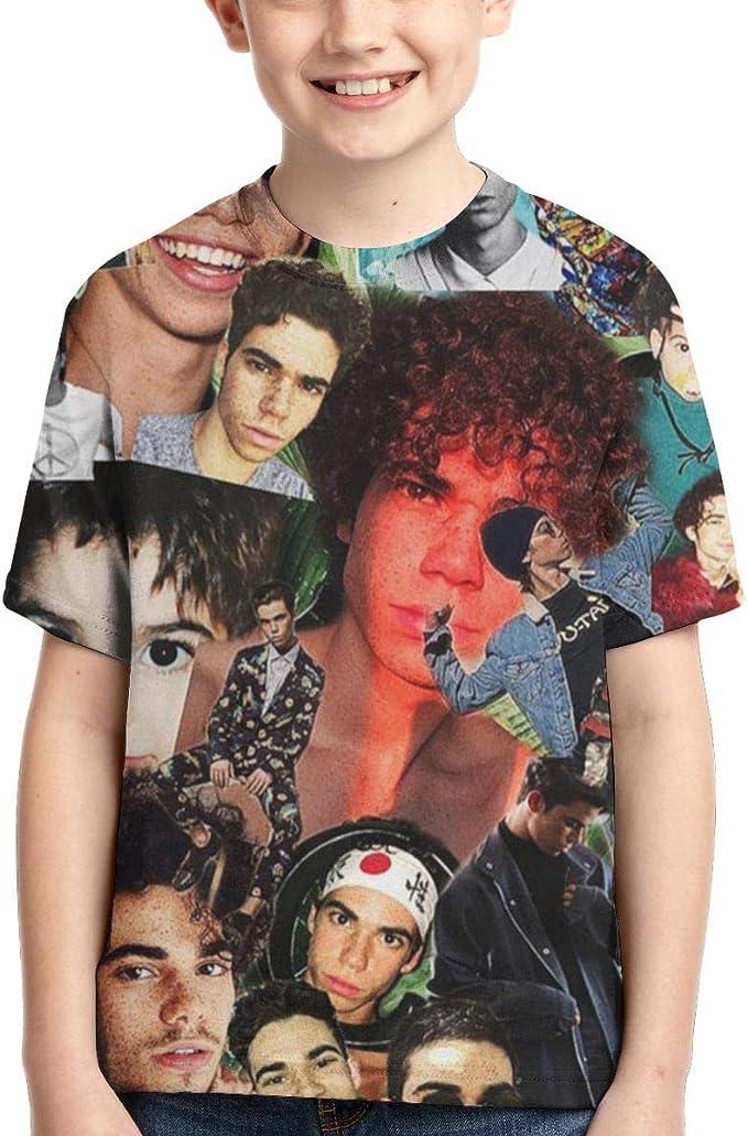 3D MoreJStu Tees Boys Girls Fashion Top T-Shirts