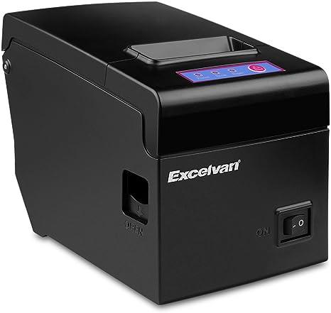 Excelvan E58 - Bluetooth Impresora Térmica de Recibos y Tickets ...