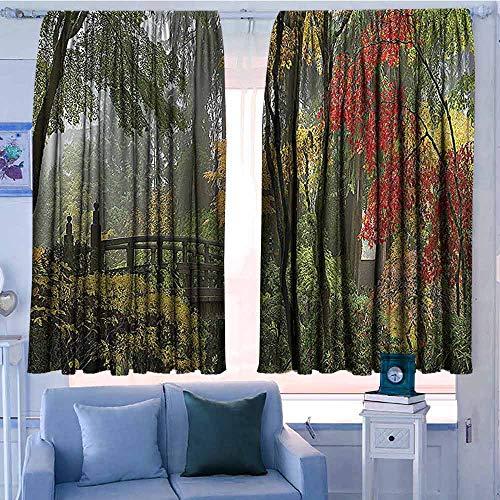 Decor Waterproof Curtains 42