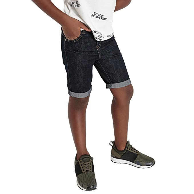La Redoute Collections Big Boys 5-Pocket Bermuda Shorts 3-12 Years