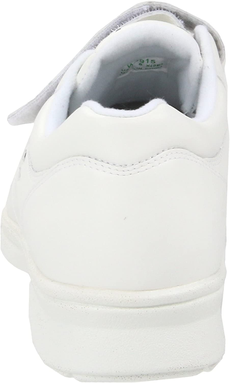 Propet Women's Vista Strap Sneaker B000BO9XS0 11 XX (US Women's 11 EEEE)|White Smooth