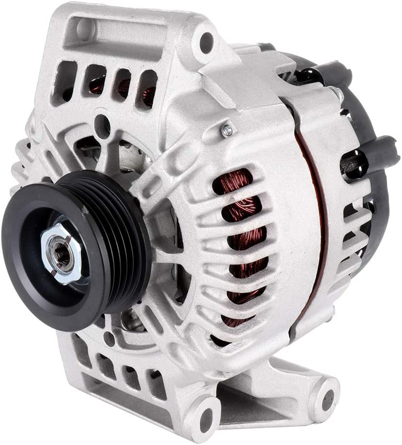INEEDUP Car Alternator Fit for 2005-2010 Chevrolet Cobalt 2007-2010 Pontiac G5 2005-2006 Pontiac Pursuit 2003-2007 Saturn Ion