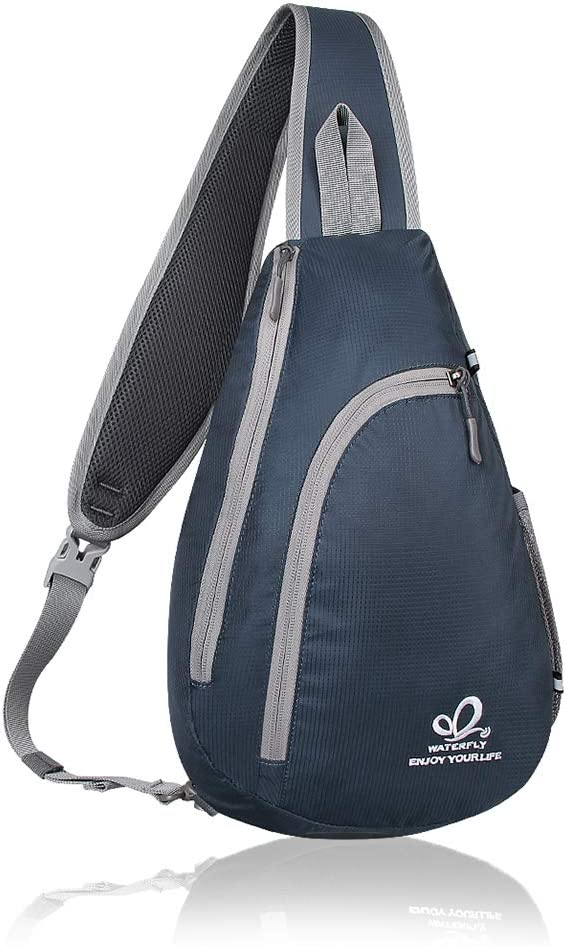 Waterfly Chest Sling Shoulder best rucksack for hiking