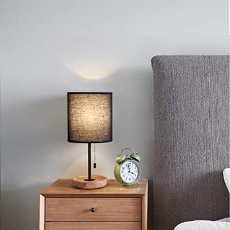 Wooden Bed Side End Coffee Table Lamp Nightstand Space Saver Bookcase Cabinet