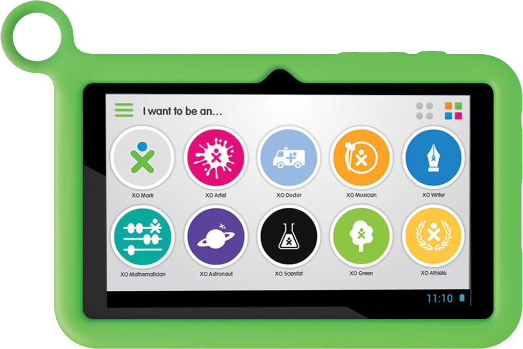XO 7-Inch Kids Tablet XO-880 (8GB)