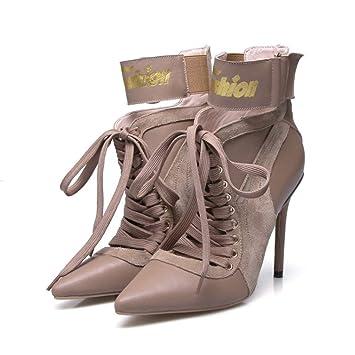 Mode Femmes De Hy Bottes Pour Printemps 6bg7fy