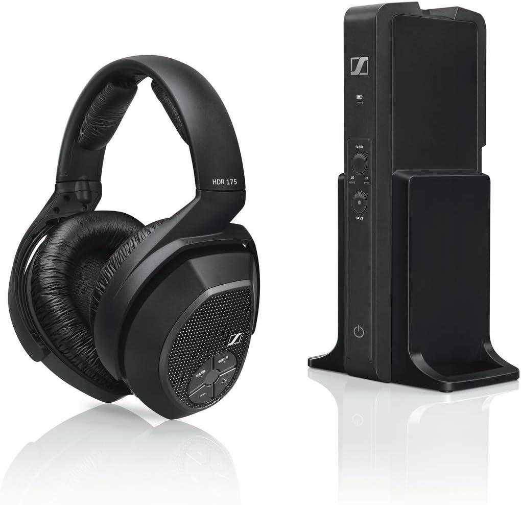 Sennheiser RS175-U - Auriculares inalámbricos para televisión Digital