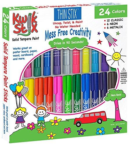 Pencil Grip Kwikstix Metallix TPG 620