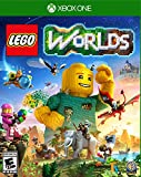LEGO Worlds - Xbox One ~ Warner Home Video - Games Cover Art