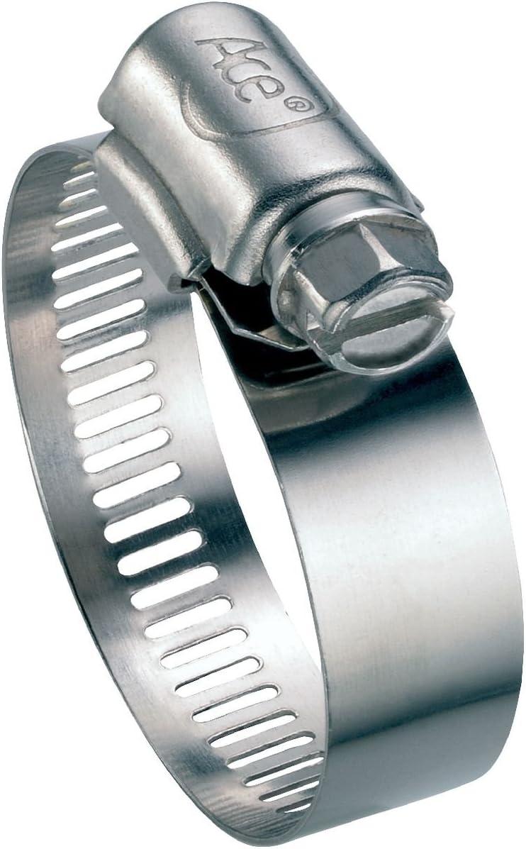 Serrage 67 mm Collier bande perforée w4 VENDU au Détail tout inox ACE