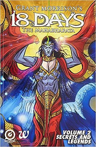 Mahabharata Comic Pdf