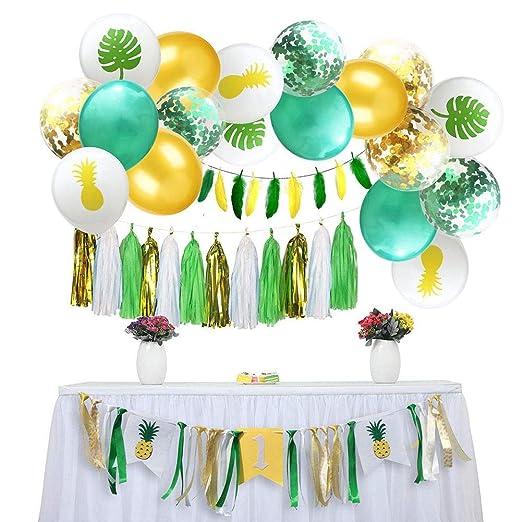 Motto.h Globos de cumpleaños - Decoraciones de Primer ...