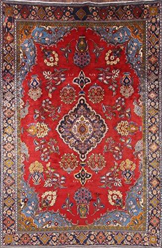 Viss Persian Rugs (6x10 Golpayegan Viss Persian Area Rug (9' 10'' x 6' 3''))