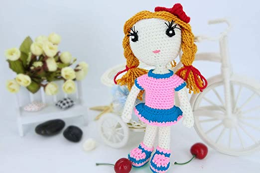 Items similar to Bead Crochet Xmas Ornament Kit, Snowflakes Ball ... | 348x522