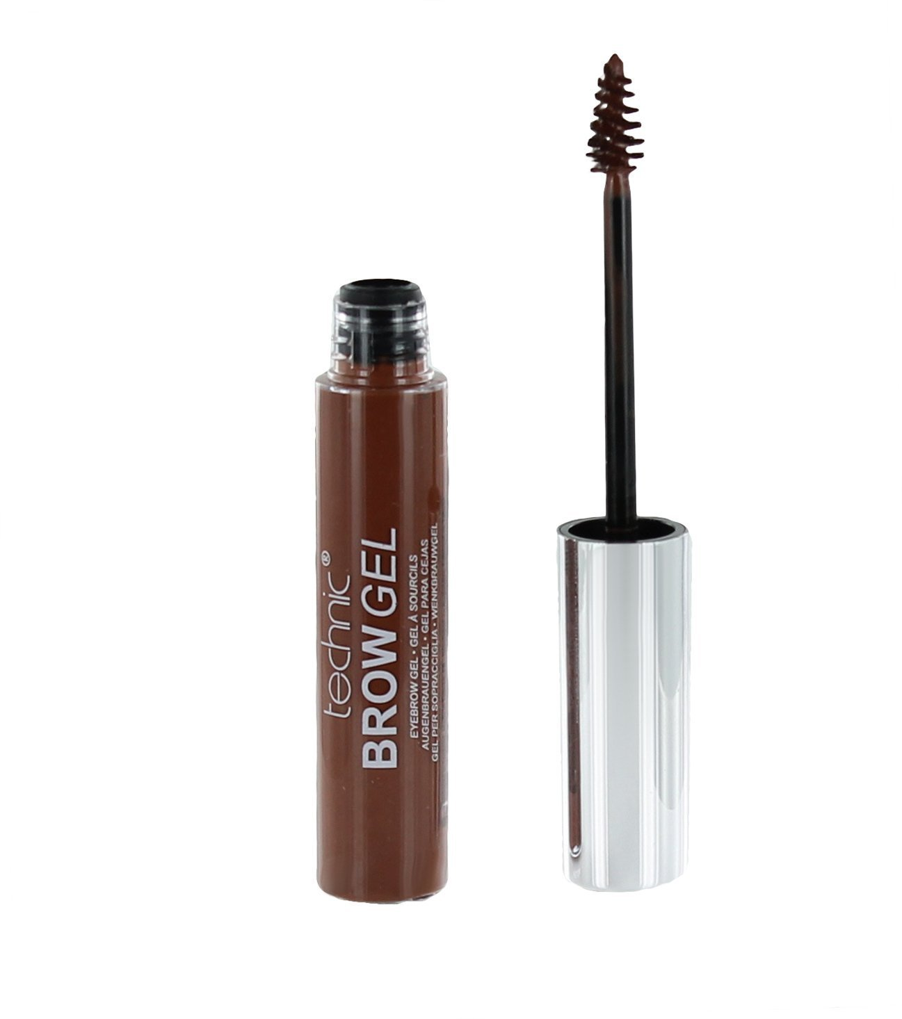 Amazon.com : Technic Brow Gel Eyebrow Shaping Gel for Bold & Defined - 10 ml - Medium : Beauty