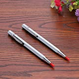 Whitelotous 2pcs/set Tungsten Carbide Tip Scriber