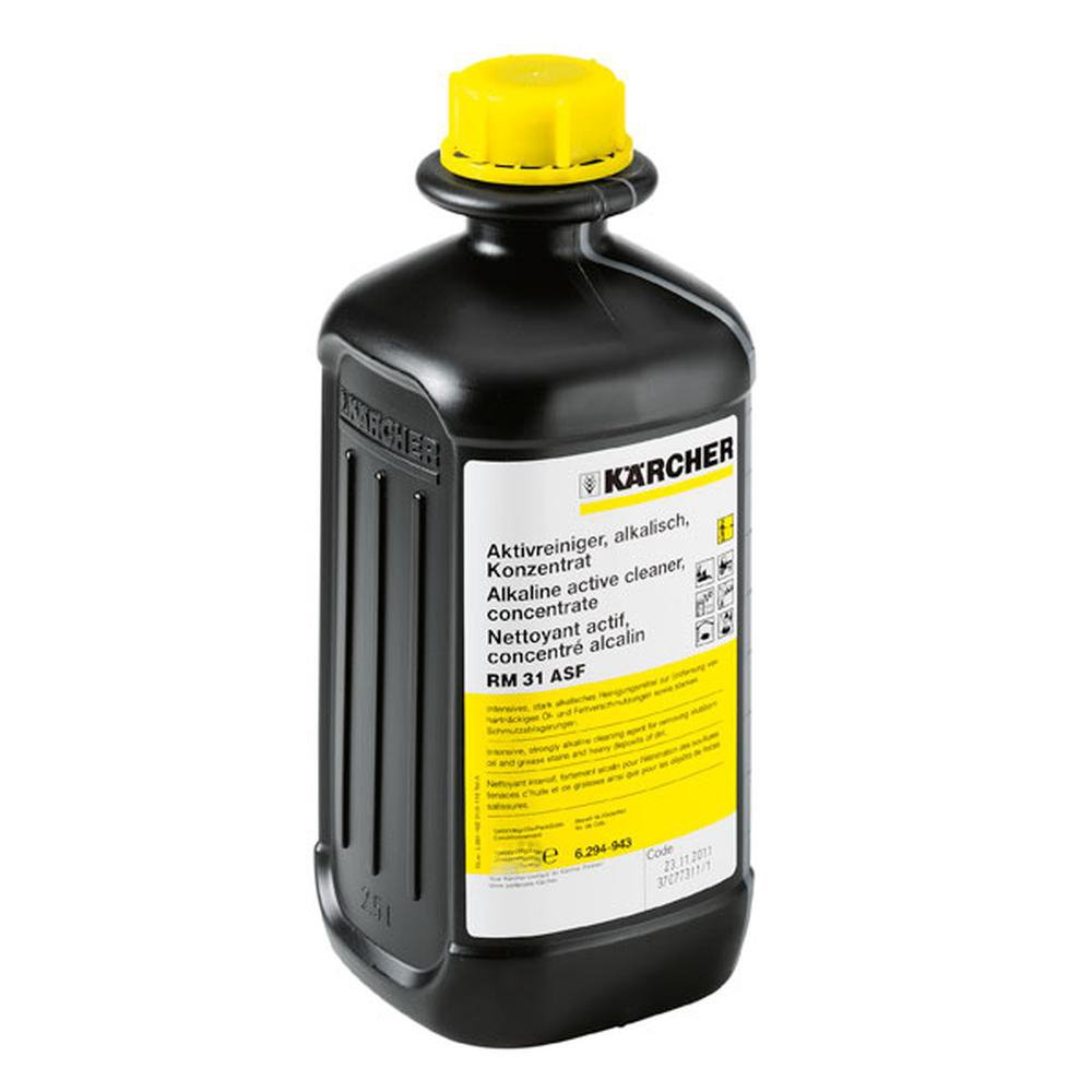 Kärcher 6.295-069.0 Öl- und Fettlöser EXTRA RM 31 ASF, Konzentrat 20 Liter