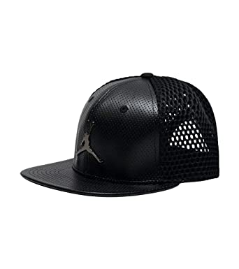 big sale 6b3c2 df6e1 ... coupon nike jordan youth all net snapback hat cap black one size 010ac  0adf4