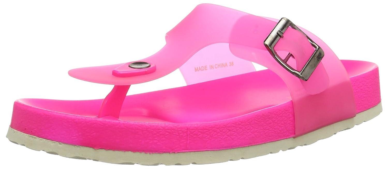 ILSE JACOBSEN Women's Urban 19 Jelly Sandal B00H1TSLPY 39 M EU / 9 B(M) US|Pink