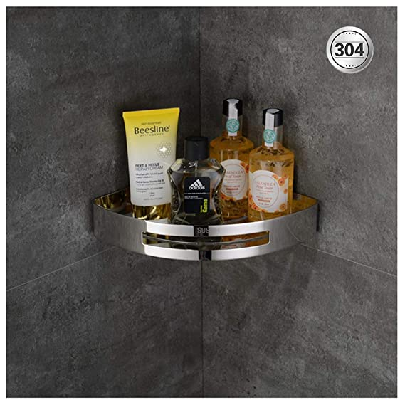 Amazon.com: WMWJDQY - Estantería esquinera para baño o ducha ...