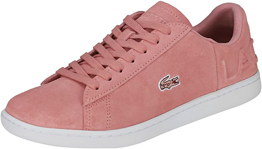 Carnaby Evo Suede Trainers in Pink