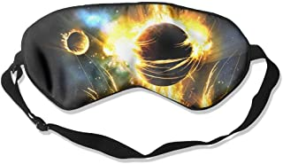 Phoenix Bird Planet Sleep Eyes Masks - Comfortable Sleeping Mask Eye Cover For Travelling Night Noon Nap Mediation Yoga