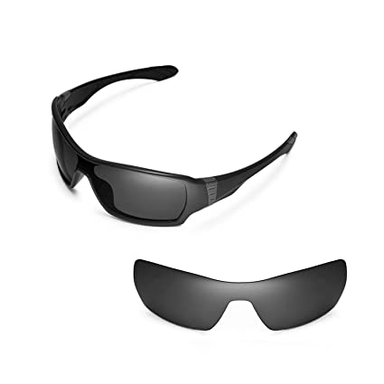 7def35e77af Walleva Replacement Lenses for Oakley Offshoot Sunglasses - Multiple  Options Available (Black - Polarized)