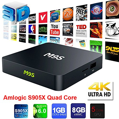 Arrivals Android Quad Core Streaming Player