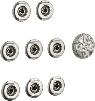 Amazon Com Kohler K 9698 Bn Flexjet Whirlpool Trim Kit Vibrant Brushed Nickel Home Improvement
