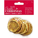 Create Christmas (Papermania) - Dried Natural Craft Orange Slices (30g)