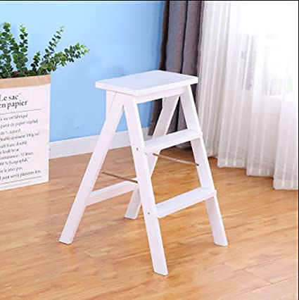 Marvelous Amazon Com Lyjbt Folding Stool Kitchen Stool Step Stool Gmtry Best Dining Table And Chair Ideas Images Gmtryco