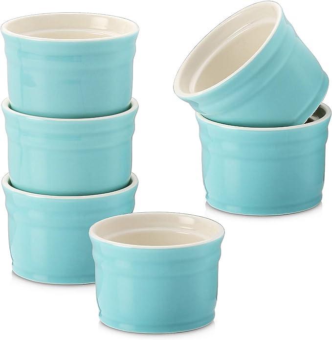 Elegant Porcelain Ramekins