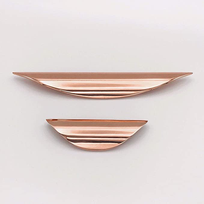 Laurey 25877 Cabinet Hardware 96MM Small Modern Pull Venetian Bronze