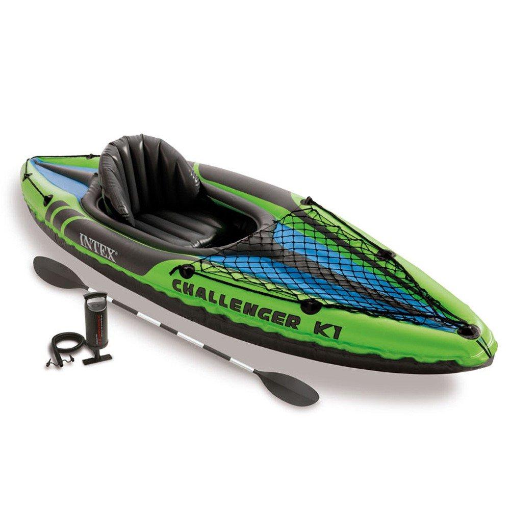 Intex Challenger 1-Person Inflatable Kayak
