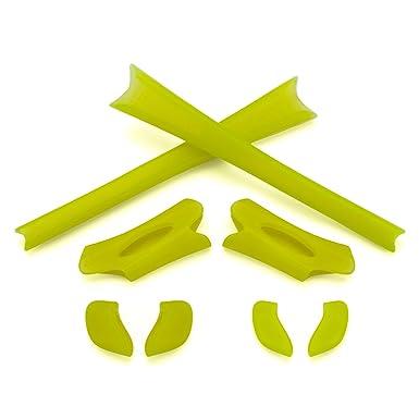 Revant Kit caoutchouc MaxGrip® Oakley Flak Jacket - Glow in the Dark (Green) n62go