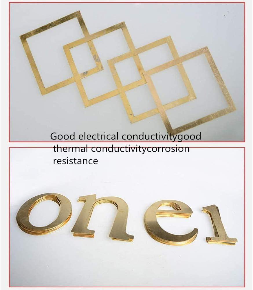 LOKIH Brass Metal Good Plasticity