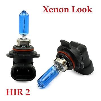 H4 Birnen Xenon Optik Halogenlampen Super Weiss 12 Volt 60 55 Watt