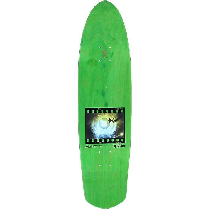 Zero Skateboards Film Strip Photo Issue - Tabla de Skate (8,37 x 32): Amazon.es: Deportes y aire libre