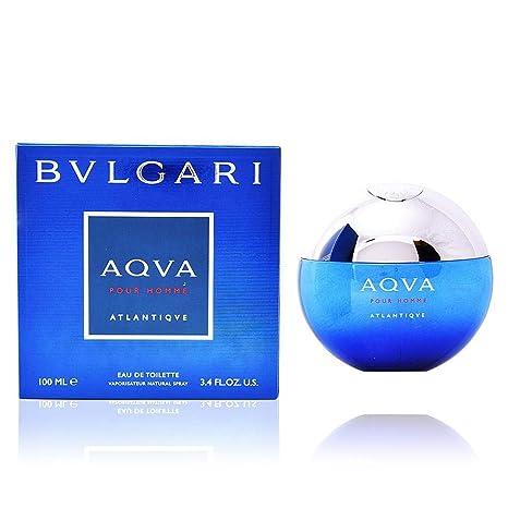 1e8a33493bd Bvlgari Aqva Atlantiqve Perfume Hombre - 50 ml  Amazon.es  Belleza