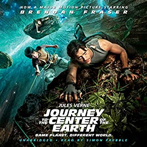 Journey to the Centre of the Earth Audiobook