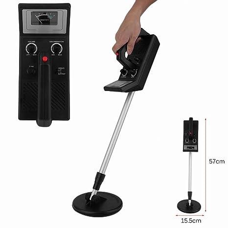 acehe Detector de metales Sonda metal Such dispositivo schatzsuche Profundidad Sonda telescópico Modelo Elección MD de