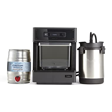 PicoBrew PICO Model C Beer Brewing Appliance, 14  x 12  x 16 , Black